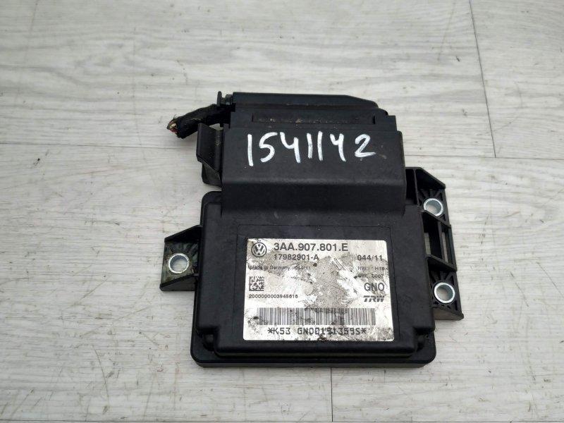 Блок стояночного тормоза Vw Passat Cc CDAB 2011 (б/у)