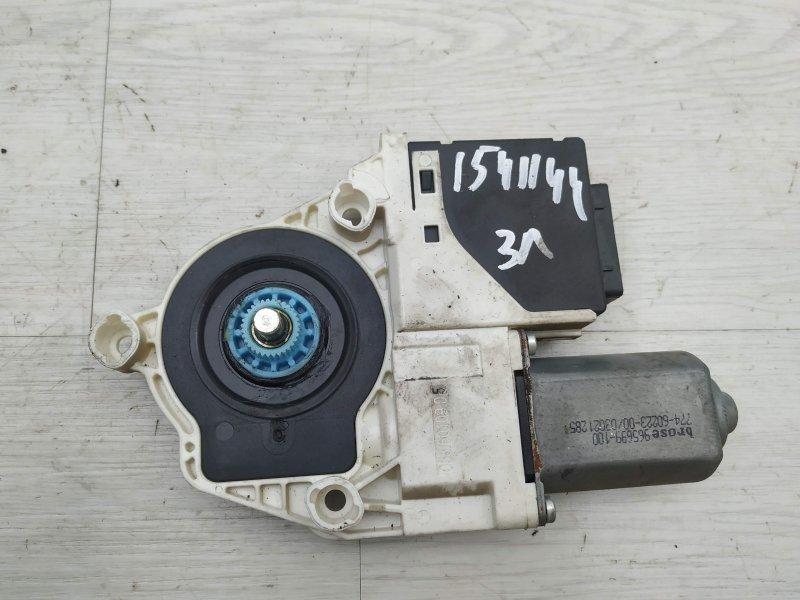 Моторчик задний левый Vw Passat Cc CDAB 2011 (б/у)