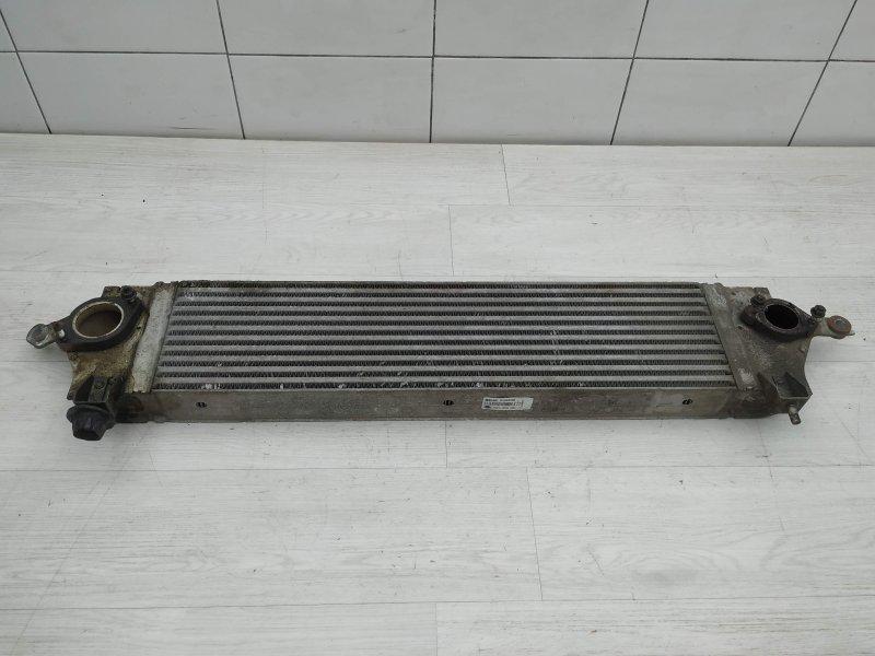 Интеркулер Nissan Qashqai J10 K9K (б/у)