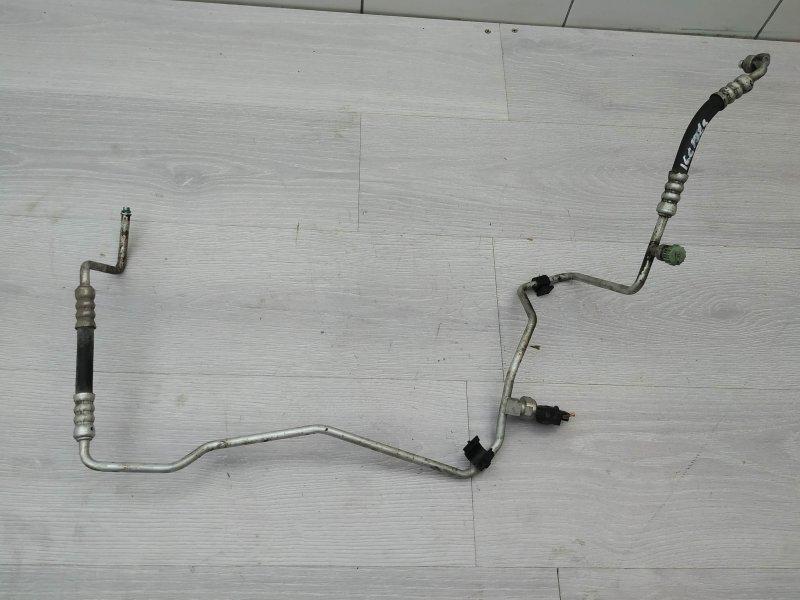 Трубка кондиционера тонкая Kia Venga G4FC 2011 (б/у)