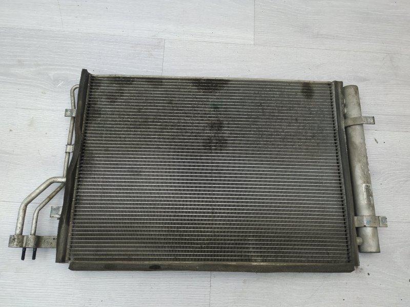 Радиатор кондиционера Kia Venga G4FC 2011 (б/у)