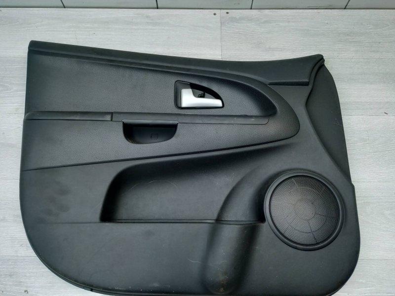 Обшивка передняя левая Kia Venga G4FC 2011 (б/у)