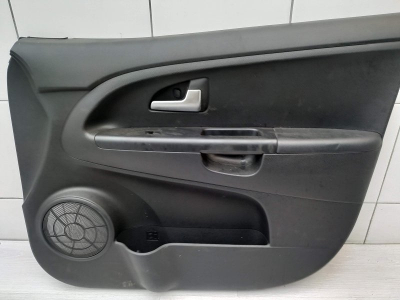 Обшивка передняя правая Kia Venga G4FC 2011 (б/у)