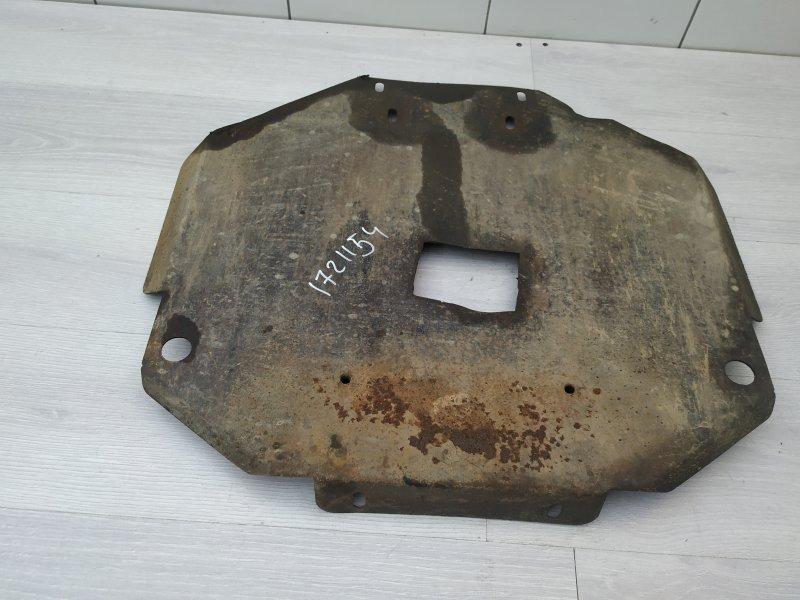 Защита двигателя Ssang Yong Actyon Sports D20DT 2008 (б/у)