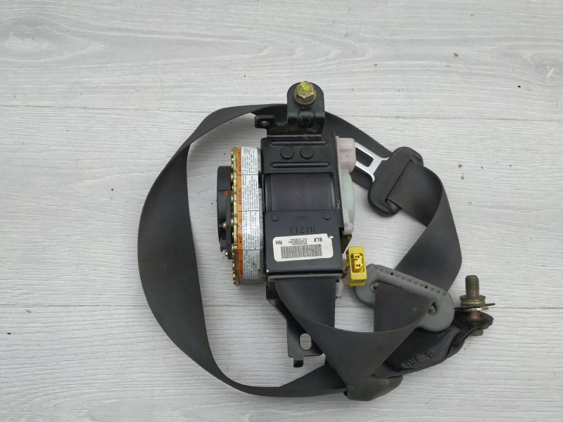 Ремень передний правый Honda Cr-V 2 K20A4 2003 (б/у)