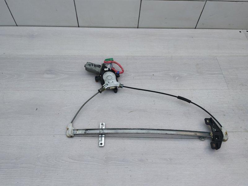 Стеклоподъемник задний левый Honda Cr-V 2 K20A4 2003 (б/у)