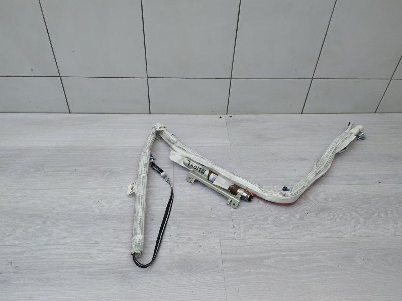 Шторка левая Toyota Yaris NSP90 1NR-FE 2010 (б/у)
