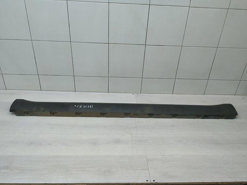 Накладка порога левая Skoda Yeti CBZB 2009 (б/у)