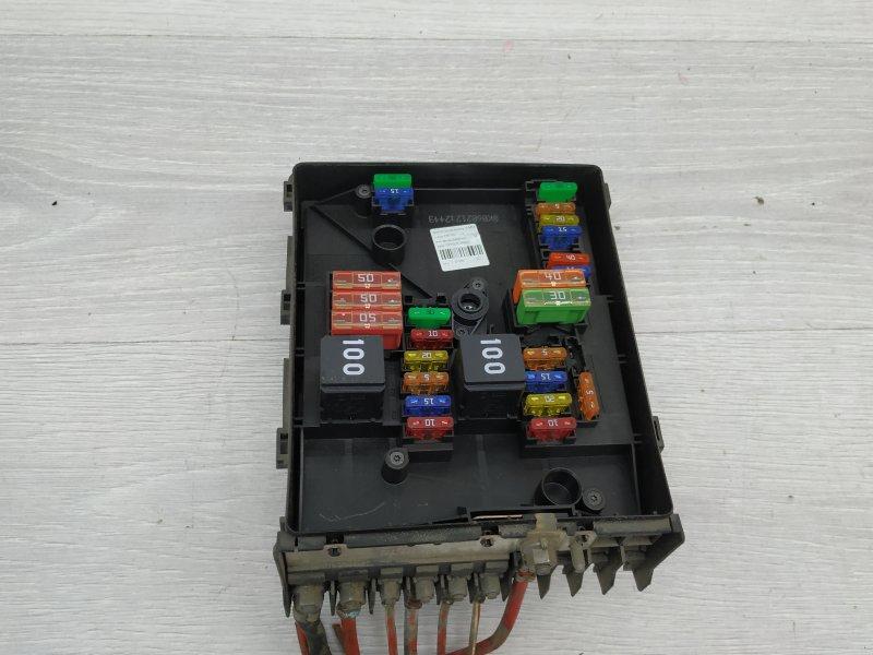 Блок предохранителей моторный Skoda Yeti CBZB 2009 (б/у)