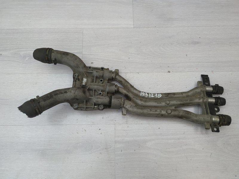 Корпус термостата Porsche Cayenne 955 M48.50 2005 (б/у)