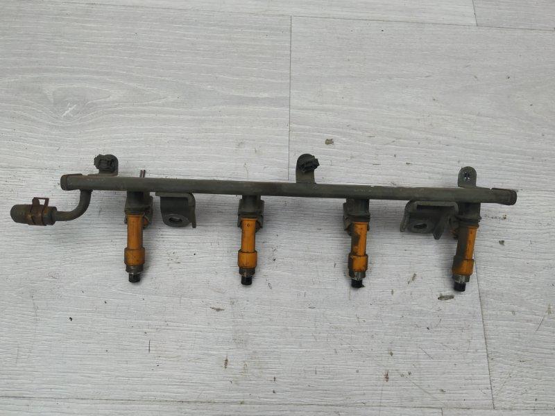 Топливная рампа в сборе Suzuki Ignis M13A 2006 (б/у)