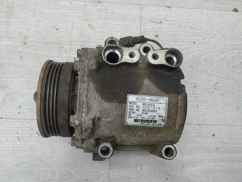 Компрессор кондиционера Suzuki Ignis M13A 2006 (б/у)