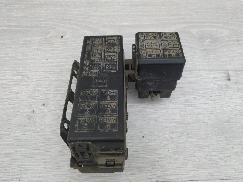 Блок предохранителей моторный Suzuki Ignis M13A 2006 (б/у)