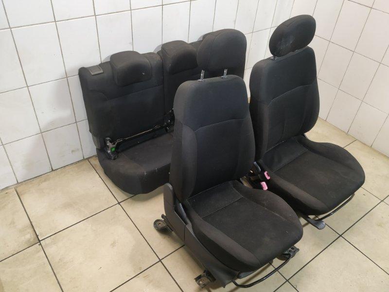 Комплект сидений Suzuki Ignis M13A 2006 (б/у)