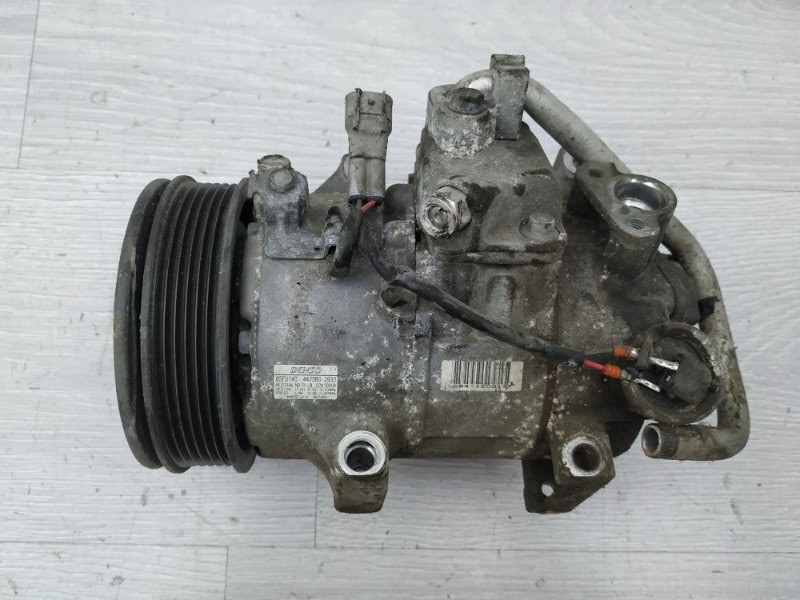 Компрессор кондиционера Toyota Rav4 ZSA30 3ZR 2011 (б/у)