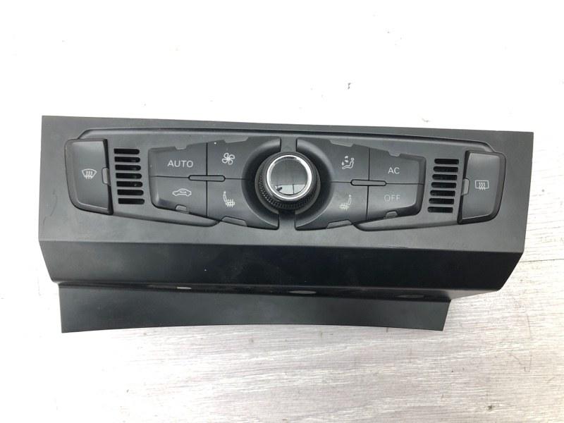 Блок управления климат-контролем Audi A5 8T CDHB 2010 (б/у)