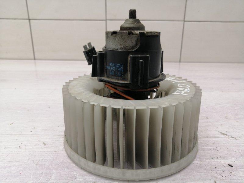 Моторчик печки Vw Polo 5 HB CGG 2010 (б/у)