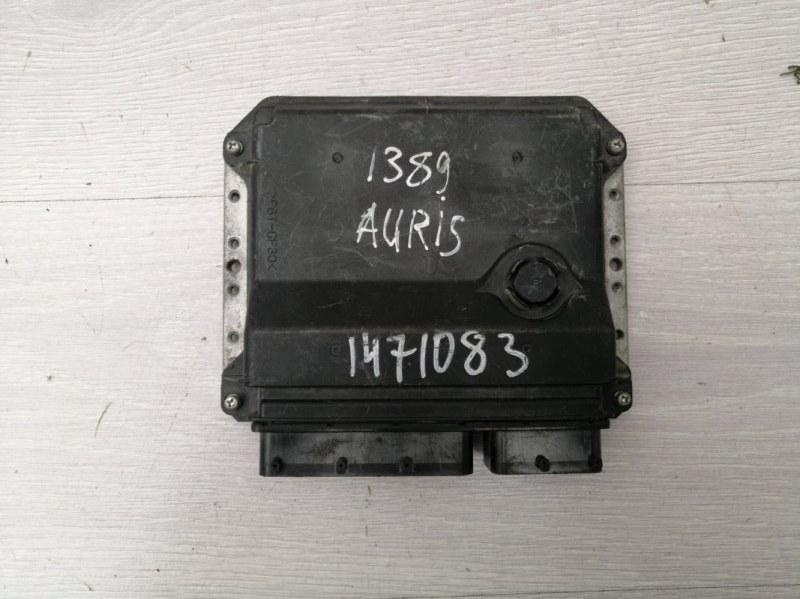 Блок управления двигателем Toyota Auris E15 1ZR-FE 2007 (б/у)