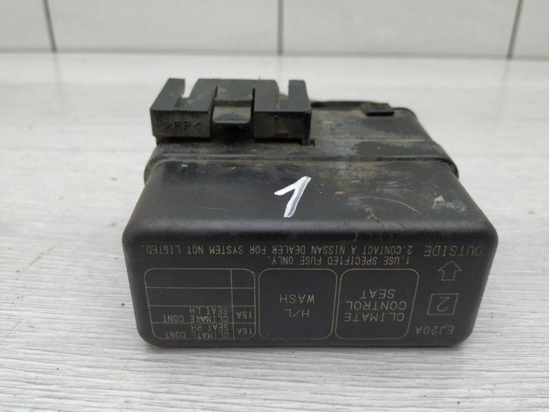Блок реле Infiniti M35X Y50 VQ35 2006 (б/у)