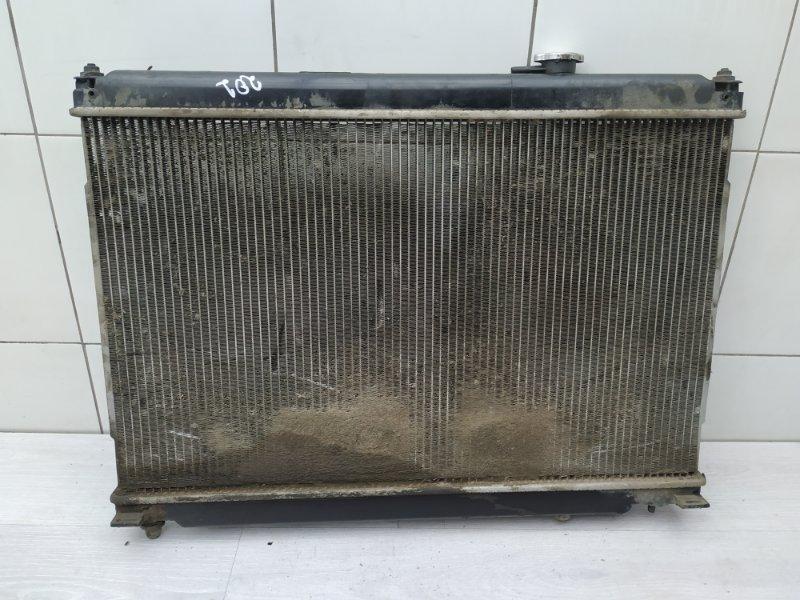 Радиатор охлаждения Infiniti M35X Y50 VQ35 2006 (б/у)