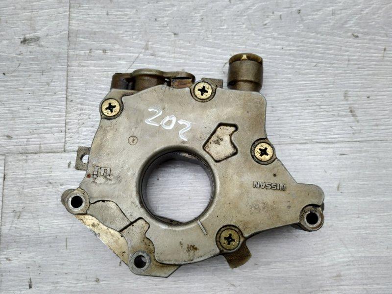 Масляный насос Infiniti M35X Y50 VQ35 2006 (б/у)
