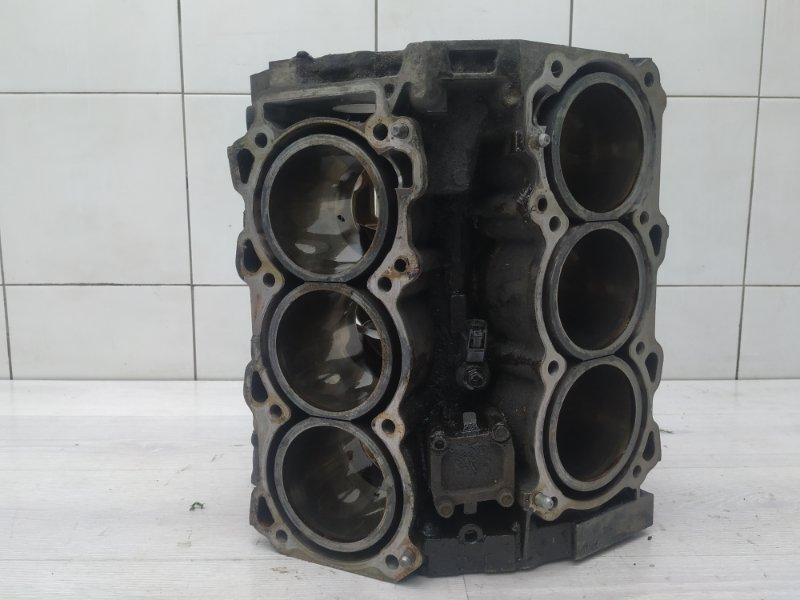 Блок цилиндров Infiniti M35X Y50 VQ35 2006 (б/у)