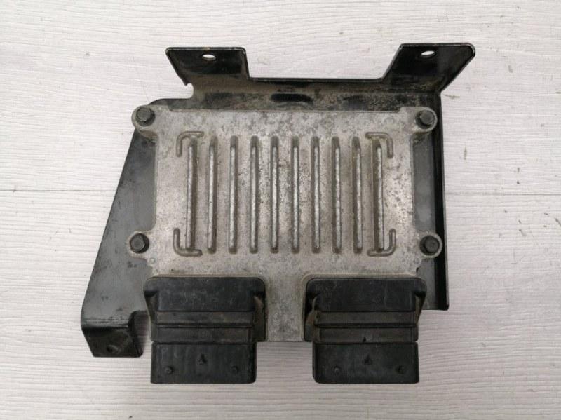 Блок управления двигателем Kia Mohave W7 G6DA 2009 (б/у)