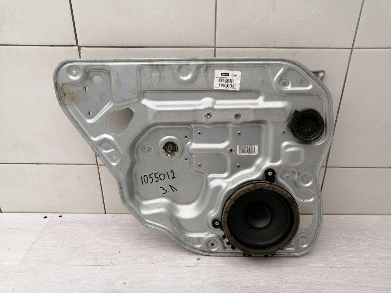 Стеклоподъемник задний левый Volvo S40 2 D4164T 2011 (б/у)
