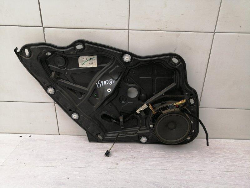 Панель стеклоподъемника задняя левая Vw Passat Cc CDAB 2011 (б/у)