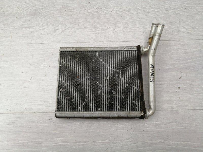 Радиатор печки Toyota Auris E15 1ZR 2008 (б/у)