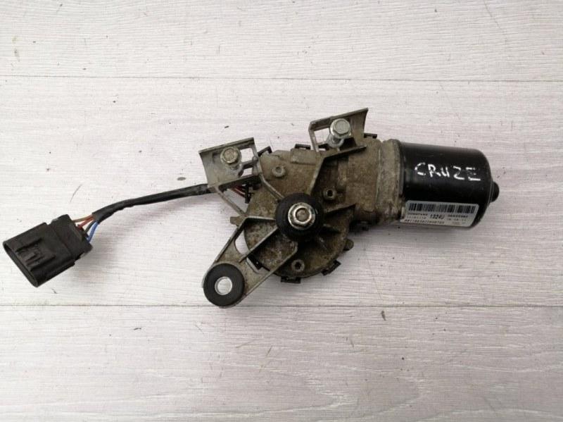 Моторчик стеклоочистителя передний Chevrolet Cruze 1 Z18XER 2013 (б/у)