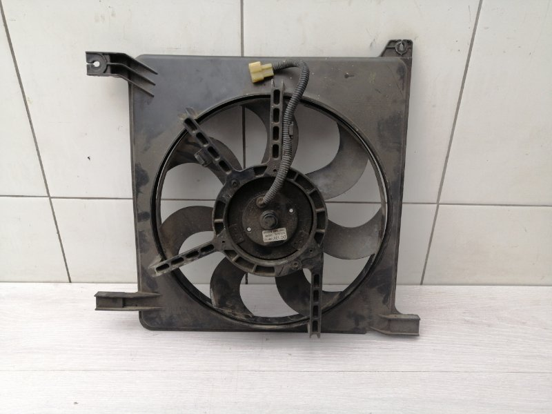 Вентилятор охлаждения Daewoo Nexia 2 A15SMS 2011 (б/у)