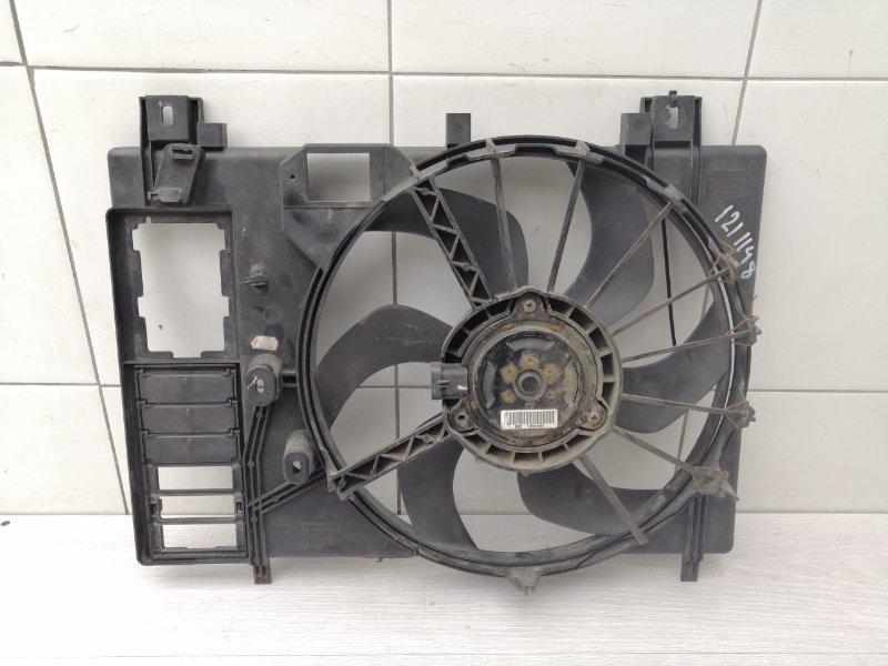 Вентилятор охлаждения Citroen C5 X7 EP6CDT 2014 (б/у)