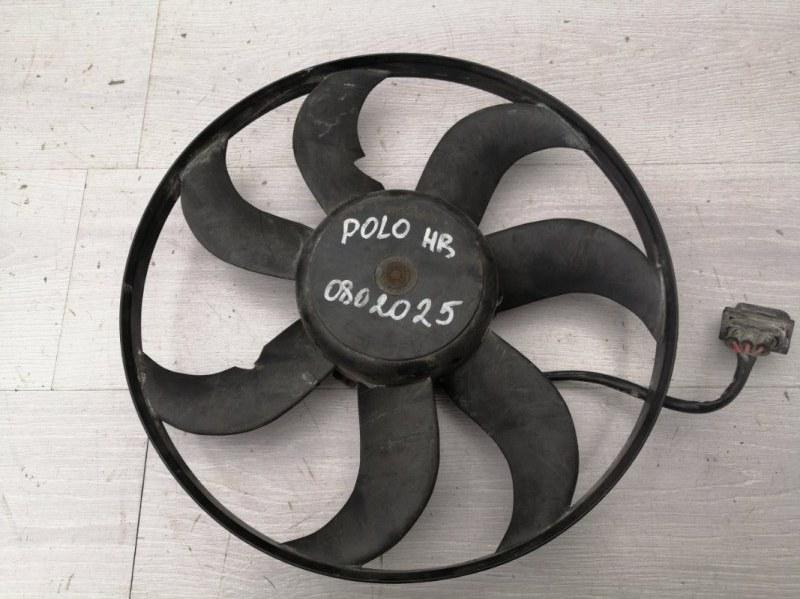 Вентилятор охлаждения Vw Polo 5 HB CGG 2010 (б/у)