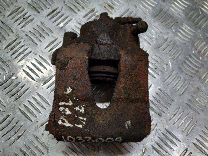 Суппорт передний левый Vw Polo Cross 4 BUD 2008 (б/у)