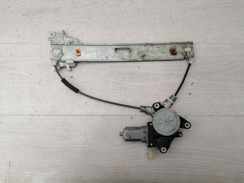 Стеклоподъемник задний правый Ford Escape 2 USA 2.5 DURATEC 2010 (б/у)