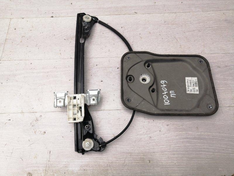 Стеклоподъемник передний правый Skoda Fabia BZG 2007 (б/у)