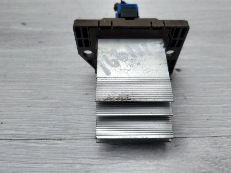 Резистор печки Kia Venga G4FC 2011 (б/у)