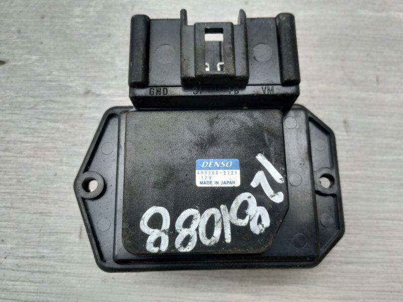 Резистор печки Toyota Avensis T250 1AZFSE 2007 (б/у)