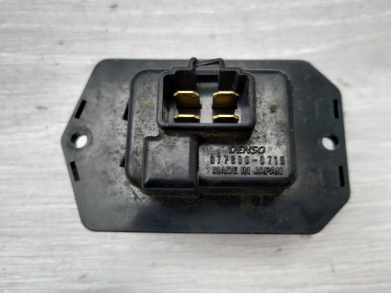 Резистор печки Honda Cr-V 2 K20A4 2003 (б/у)