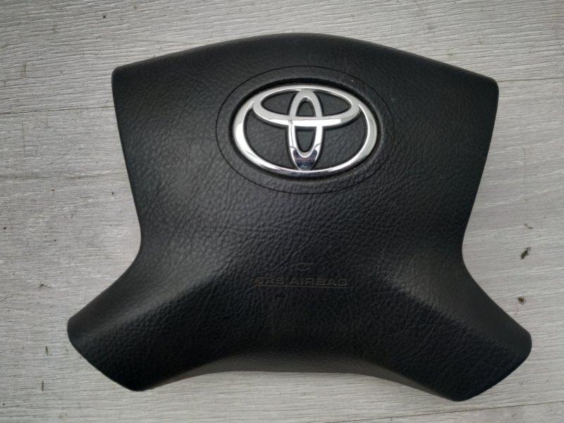 Подушка в руль Toyota Avensis T250 1ZZ 2006 (б/у)