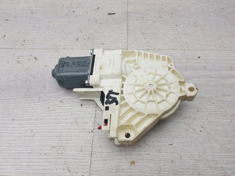 Моторчик стеклоподъемника задний правый Skoda Yeti CBZB 2009 (б/у)