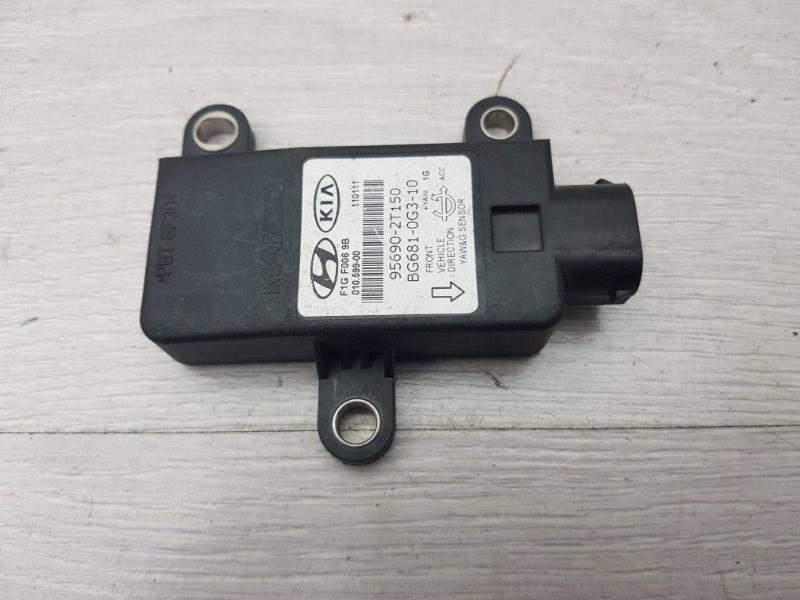 Датчик ускорения Hyundai Solaris 1 G4FA 2011 (б/у)