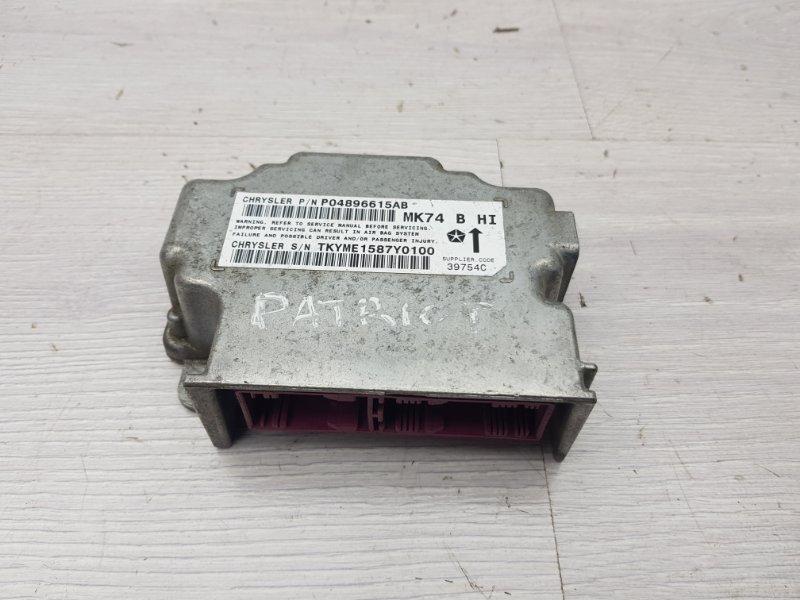 Блок управления airbag Jeep Liberty Patriot MK74 2007 (б/у)