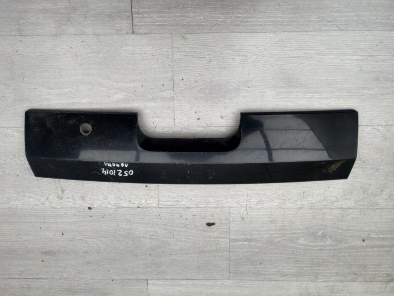 Накладка багажника Chevrolet Lacetti SW F16D3 2008 (б/у)