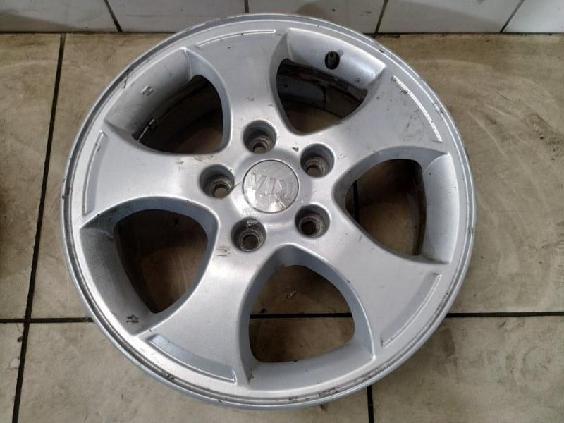 Диск колесный литой Kia Venga G4FC 2011 (б/у)