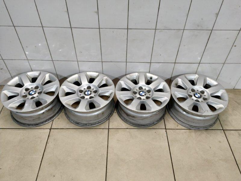Комплект литых дисков Bmw 5 E60 M54 2003 (б/у)