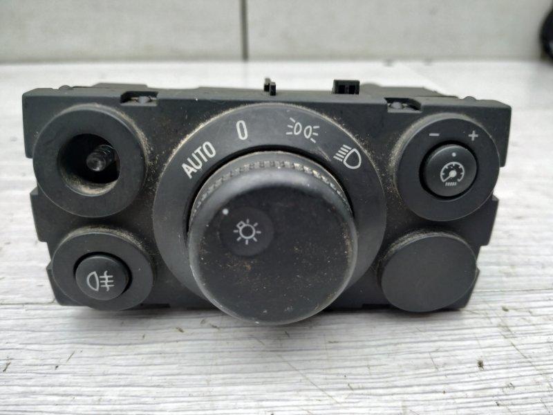 Блок управления светом Opel Astra H Z18XER 2007 (б/у)