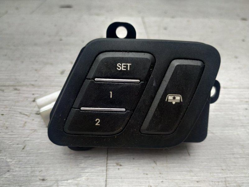 Кнопка памяти сидения Hyundai Genesis 1 BH G6DA 2008 (б/у)