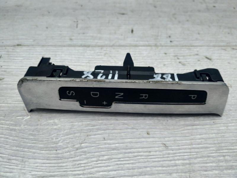 Индикатор акпп prnd Audi A6 C6 AUK 2005 (б/у)